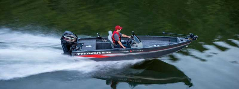 Tracker Fisherboats | ab CHF 14'000.-